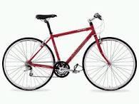 Shiny Red Bike