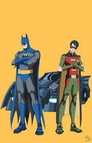 Batman and robin #2
